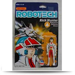 Rick Hunter Defense Force By Vintage