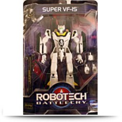 Robotech Battlecry Super VF1S Veritech