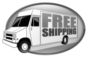 We Ship For Free